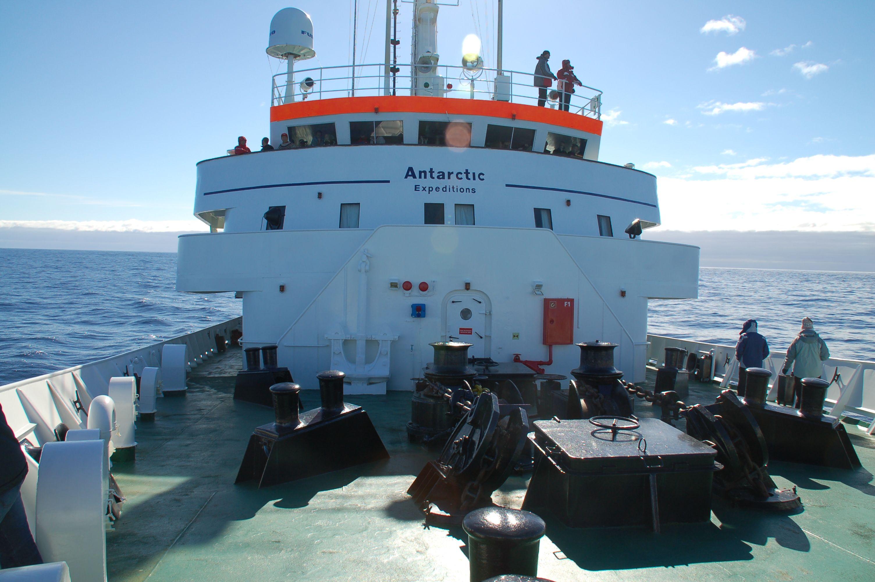 Crucero Antartida
