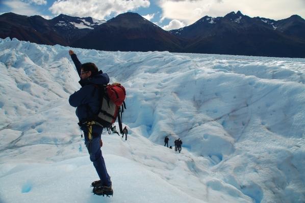 Trekking in Patagonien